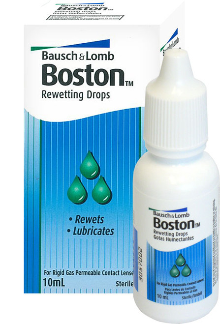 Boston Rewetting Drops Front
