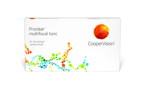 Proclear MultiFocal Toric Front