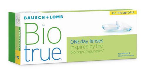 Biotrue ONEday for Presbyopia - 30 Pack