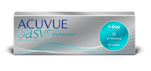 Acuvue Oasys Daily with HydraLuxe 30 Pack