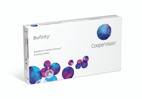 dc22bf71ae Biofinity - 6 Pack Front