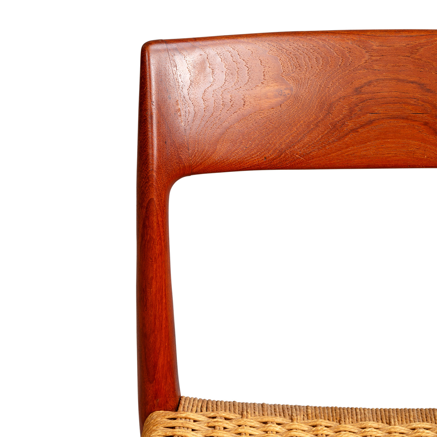 Model 77 Chair by Niels Otto Moller for J.L. Moller #2