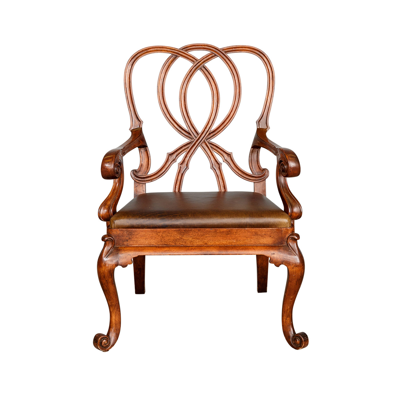 Georgina Ribbon Chair by Rose Tarlow-Melrose House