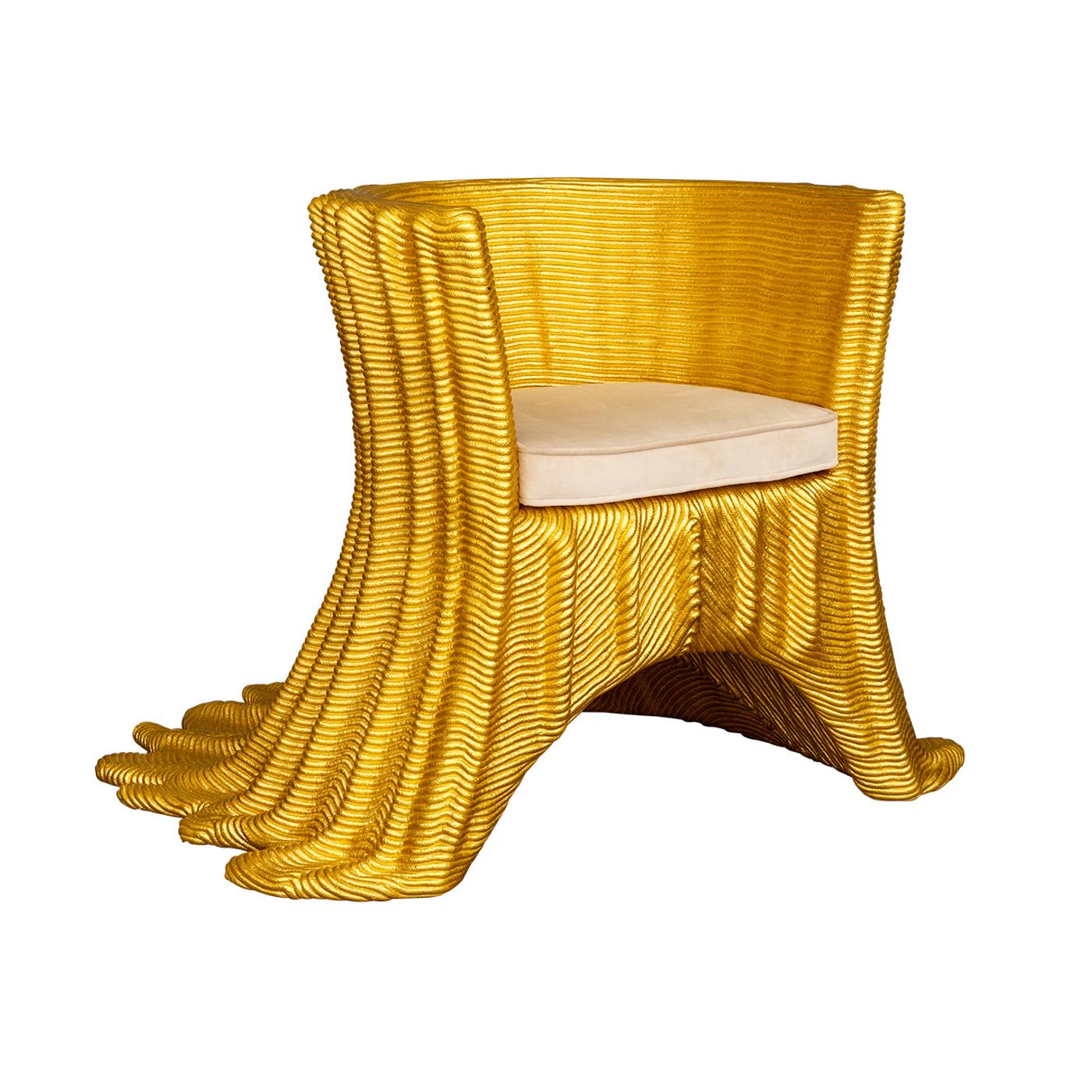 Milukan Armchair by Christian Astuguevieille