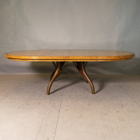 Parnassus Dining Table by Therian