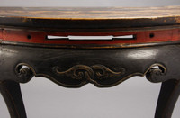 Chinese Demi-Lune Console, early 20th c.