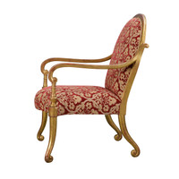 Verona Arm Chair by Rose Tarlow-Melrose House #1