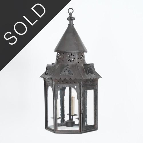 Castle Hanging Lantern