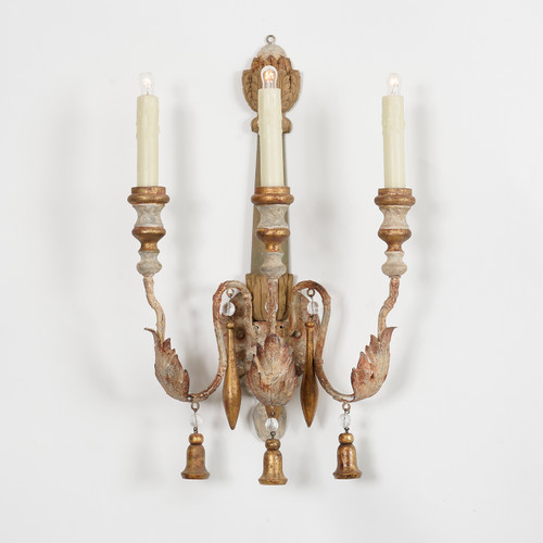 Turin Sconce #1