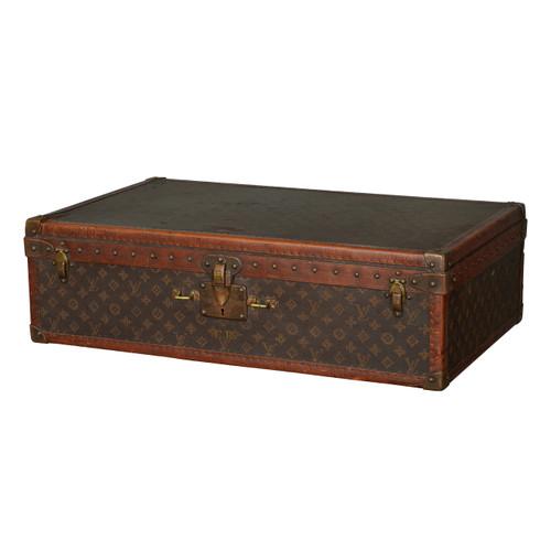 Antique Louis Vuitton Suitcase