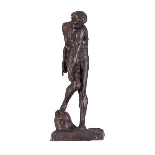 Bronze Nude after Rodin