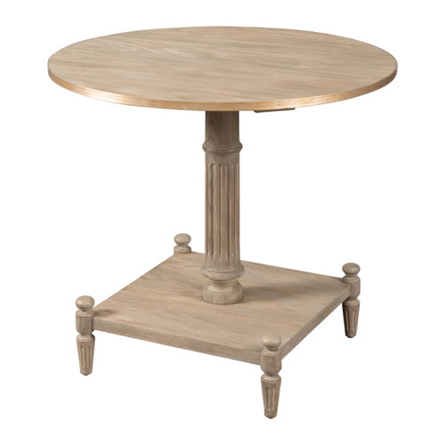 Pedestal Table #1