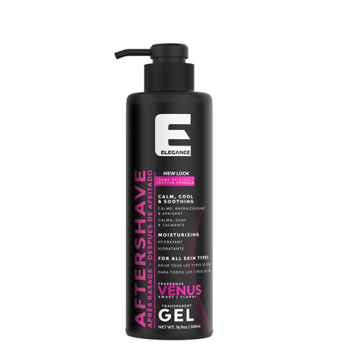 Aftershave lotion for professional barbers and hairstylist.