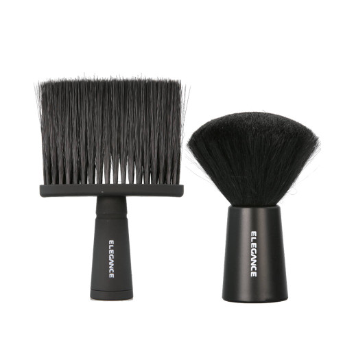 Neck duster brush for professional barbers and hairstylist.