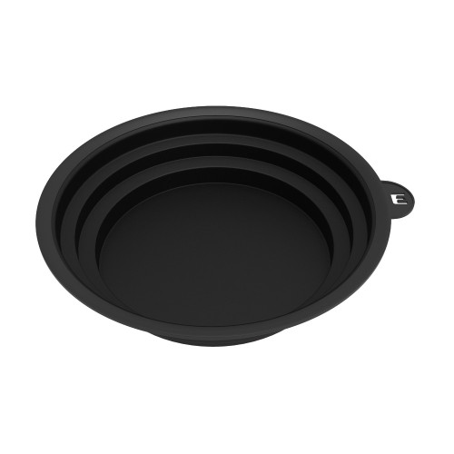 Black collapsible tint bowl