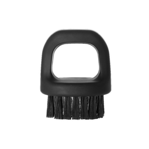 Finger brush, perfect for barbers and hair stylist.