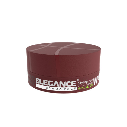 Elegance professional hairstyling wax.
