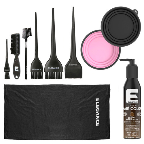 Elegance Hair Color Kit