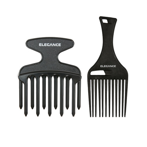 Hair pick set and bundle for barbers, stylist.