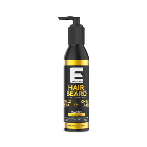 Professional beard oil used by barbers and hairstylist. Beard oil for growth.
