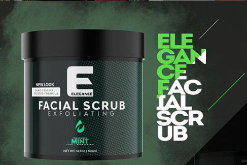Facial product for barbers and stylist