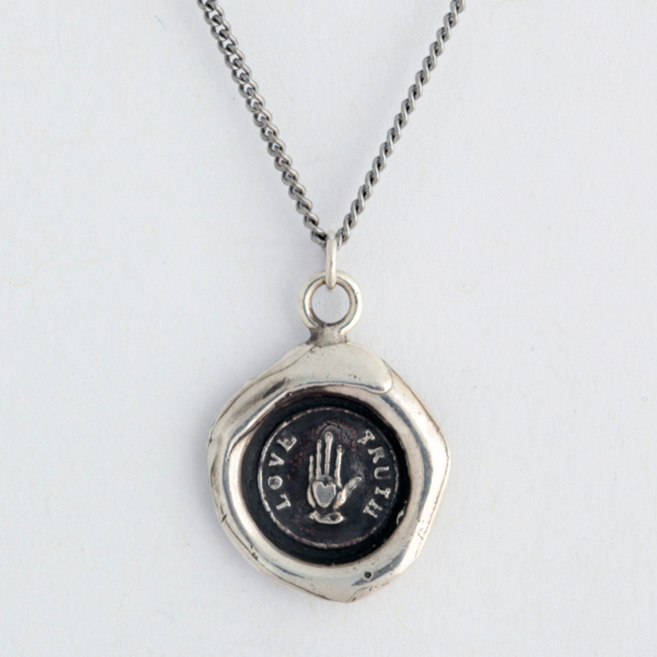 Pyrrha Love Truth Talisman Necklace  83746.1423079004.jpg c 2 imbypass on 27940657fbbf