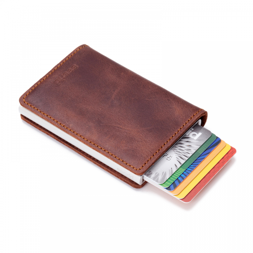 Secrid - Slim Wallet Vintage Brown
