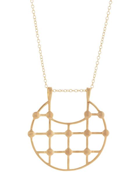 Sarah Mulder Arya Necklace Gold