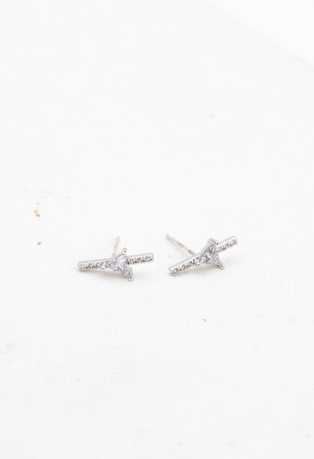 Lover's Tempo On Point Climber Earring