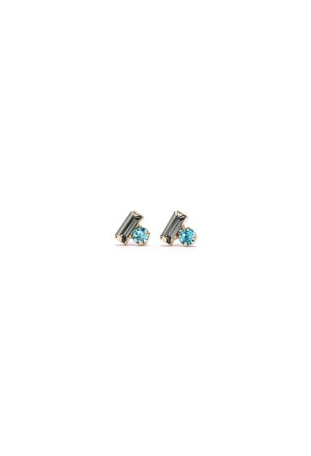 Lover's Tempo Bon Bon Stud Earring Blue