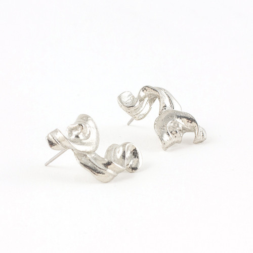 Anne Marie Chagnon Lenore Studs Pewter