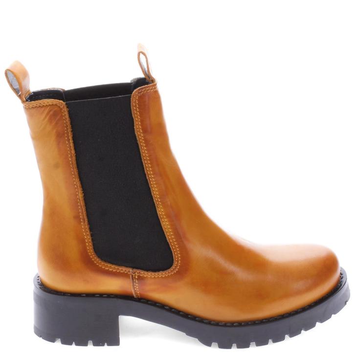 Miz Mooz Phoenix Boot Antique Ochre