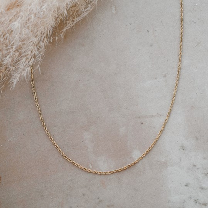 Glee Gold Plated Lola Layering Chain