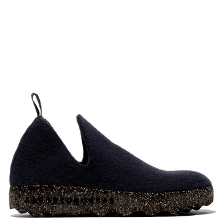Asportuguesas Men's City Slippers- Black