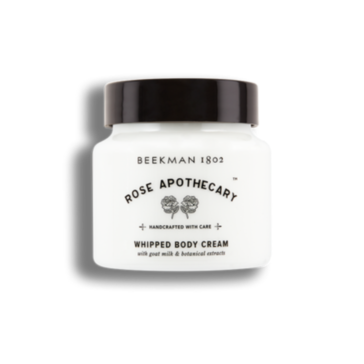 Beekman Rose Apothecary Whipped Body Cream