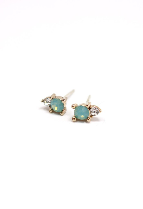 Lover's Tempo Dolce Studs Mint