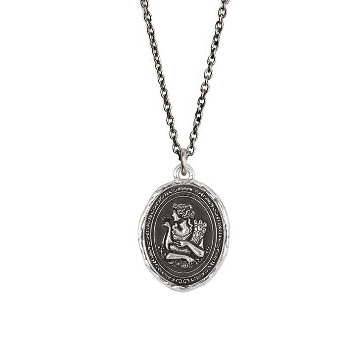 Pyrrha - Hera Goddess Talisman