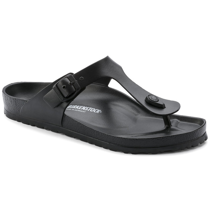 Birkenstock Gizeh EVA Black Regular Fit