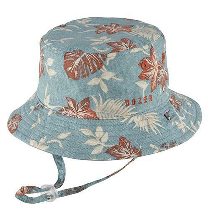 Milly Mook Hats Baby Boys Bucket Broden Blue