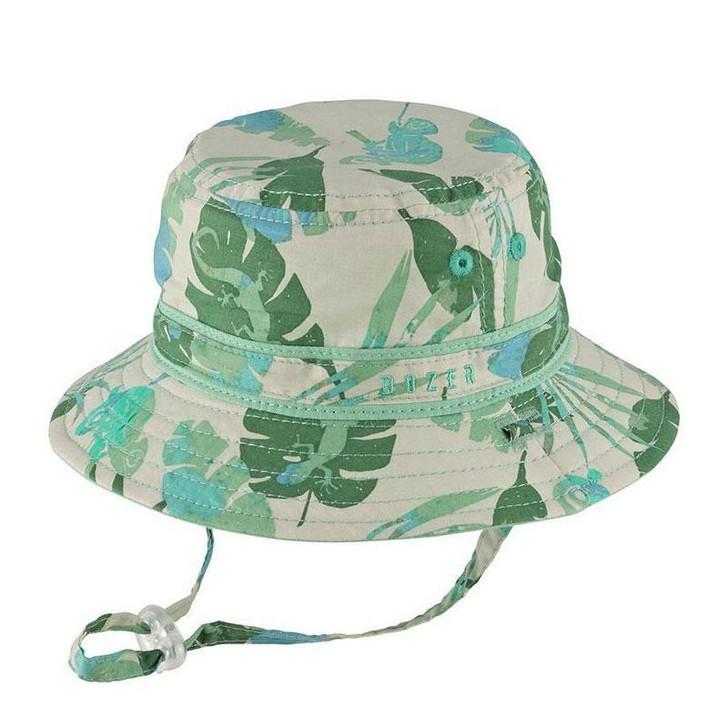 Milly Mook Hats Baby Boys Bucket Sonny Green