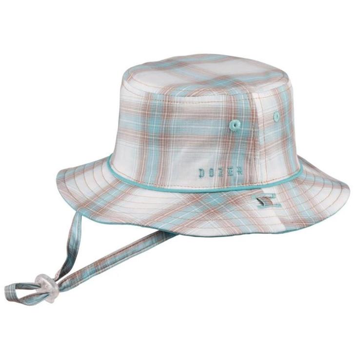 Milly Mook Hats Baby Boys Bucket Weston Blue