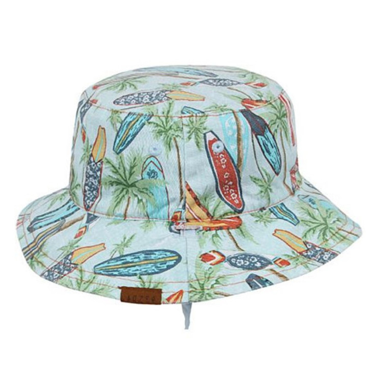 Milly Mook Hats Boys Bucket Koby Natural