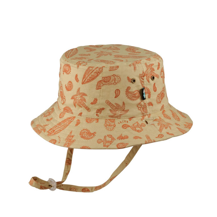 Milly Mook Hats Boys Bucket Kane Sand