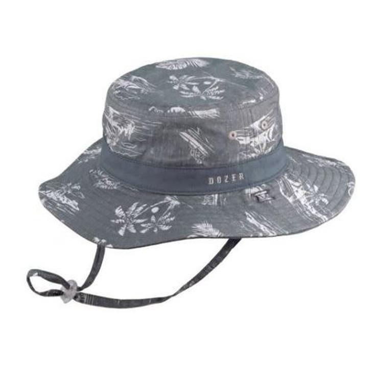 Milly Mook Hats Boys Bucket Ryder Grey