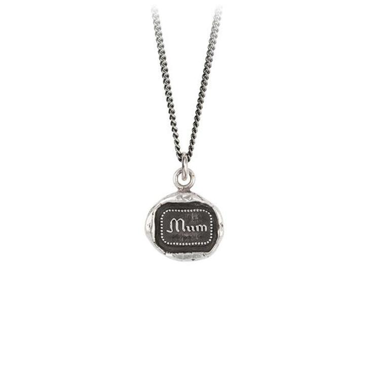 Pyrrha- Mum Talisman Necklace
