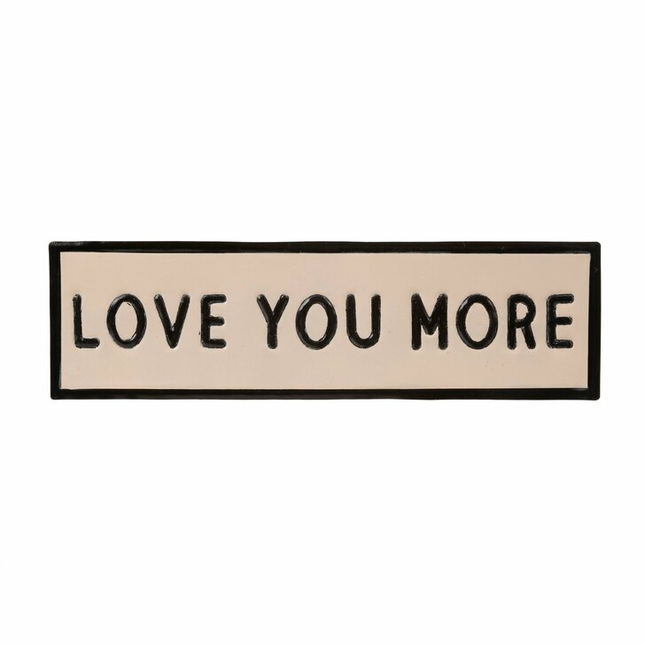 Indaba Love You More Sign