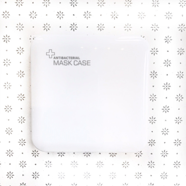 Only Accessories Case For Mask White