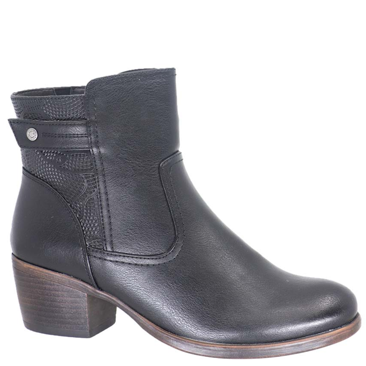 Taxi Holland Boot Black