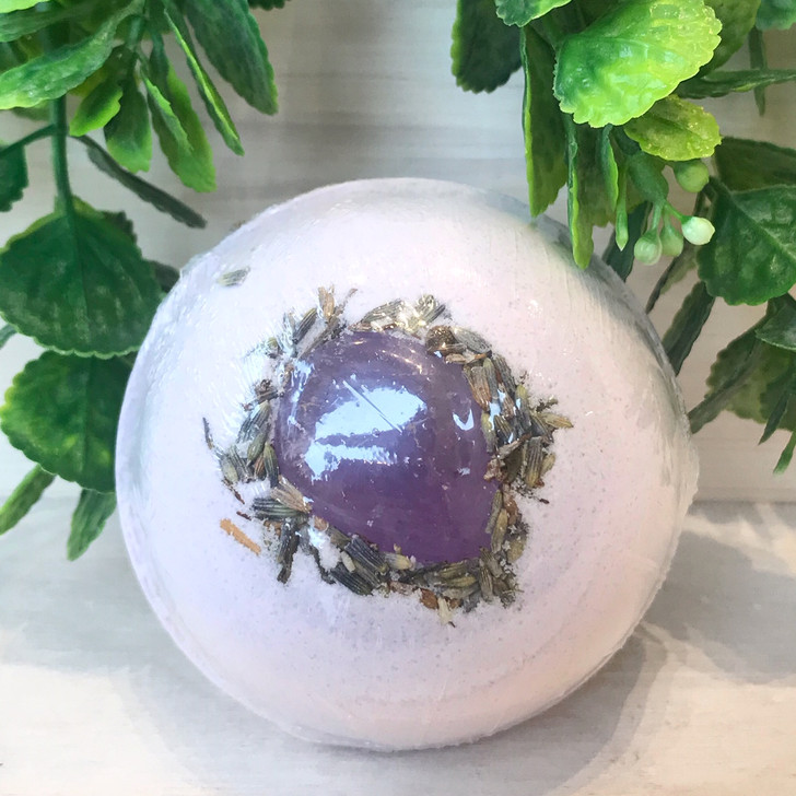 Apt.6 Amethyst & Lavender Bath Bomb