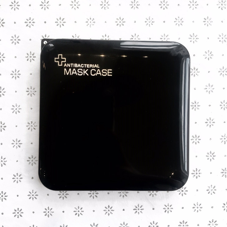 Only Accessories Case For Mask Black